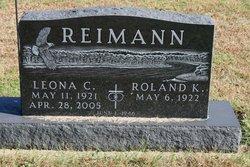 Leona Christine <i>Baago</i> Reimann