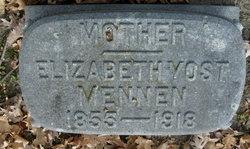 Elizabeth <i>Yost</i> Mennen