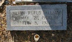 Alvin Rufus Alsup