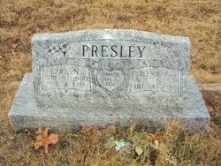 Ezra Noel Presley