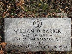 William Darrell Barbar