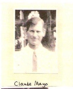 Claude M. Mayo