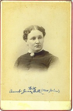 Jane Elizabeth <i>Witt</i> Ball