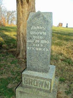 Fannie Brown