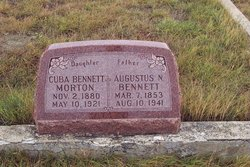 Augustus Newton Bennett