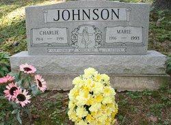 Marie <i>Crigger</i> Johnson