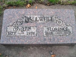 Florence Marie Jane <i>Loughmiller</i> Fallwell