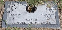 Clifford Lee Boulware