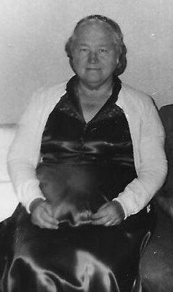 Agnes Marie <i>Walls</i> Huffines