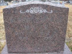 Robert Earnest Mack