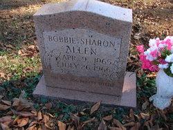 Bobbie Sharon Allen