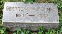 Georgeanna S Jones