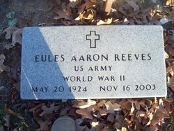 Eules Aaron Jim Reeves