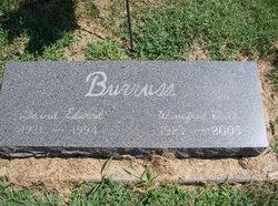 Winifred <i>Faith</i> Burruss