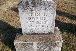 Isis L Adams