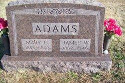 Mary Catherine <i>Hammond</i> Adams