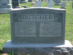 Adah Ruth <i>Derr</i> Butcher