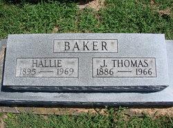 Hallie <i>Sherer</i> Baker