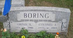 Orpha <i>Cathers</i> Boring