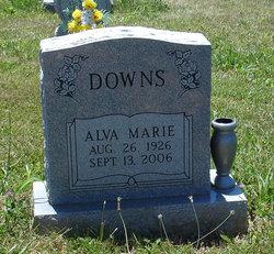 Alva Marie Downs