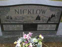 Elva Kathryn <i>Wable</i> Nicklow