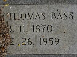 Jesse Thomas Bass