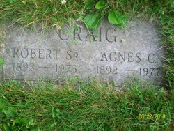 Agnes Aggie <i>Condon</i> Craig