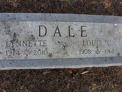 Lynnette Josephine <i>Barnhart</i> Dale