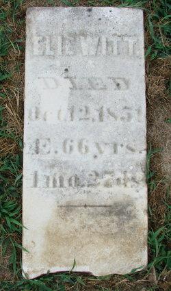 Elijah Witt, II