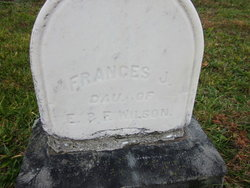Frances J. Wilson