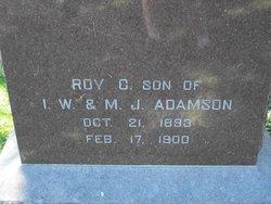 Charles Roy Adamson