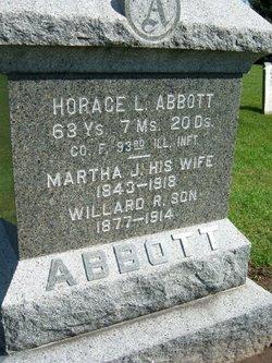 Willard R Abbott