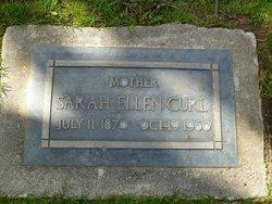 Sarah Ellen <i>Carter</i> Curl