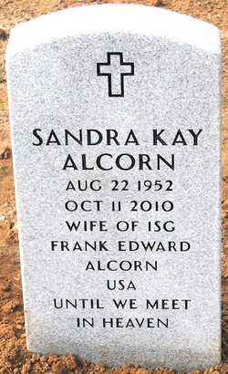 Mrs Sandra Kay Alcorn