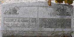 George A Adams, Sr