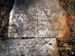 Betsy Bessie <i>Walker</i> Owen