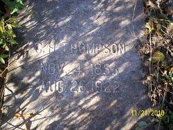 Charles H. Charlie Thompson