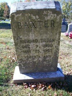 Richard Tilden Baxter