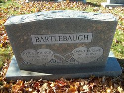 David Eugene Bartlebaugh