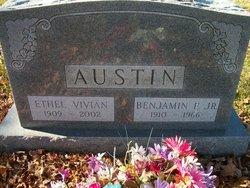 Benjamin F Austin, Jr