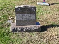 J Royston Anderson