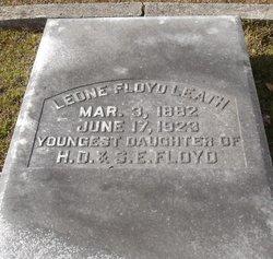 Leone <i>Floyd</i> Leath