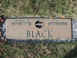 Elma A <i>Zander</i> Black