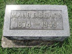 Maud D. <i>Wright</i> Sears