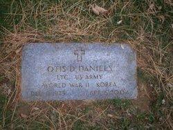 Otis Davis Daniels