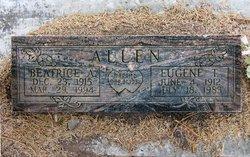 Beatrice A <i>Crichton</i> Allen