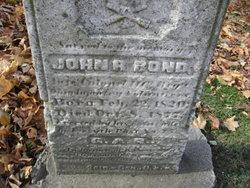 Col John Randolph Bond