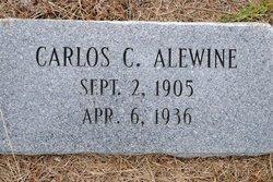 Carlos C Alewine