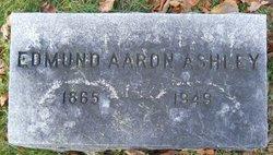 Edmund Aaron Ashley