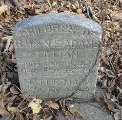 Mattie Marie Adams